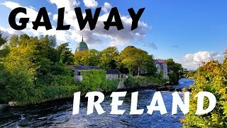 Download Galway Ireland 4k Footage Video