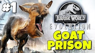 Download Jurassic World Evolution #1 - Goat Valley Video