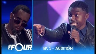 Download Quinton Ellis: This Talented Kid Reminds ″Diddy″ Of a Young Usher! | S2E1 | The Four Video