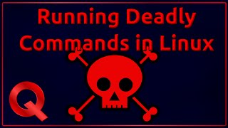 Download Trying out some Deadly Linux Commands part 1 Video