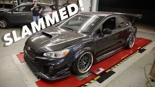 Download SLAMMING THE WRX! Video