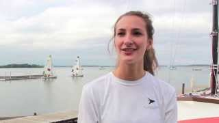Download Kait and the Badger with Anna Hagstrom and the UW-Madison Sailing Team Video