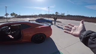 Download Camaro BLEW UP AGAIN and Almost Arrested. Video