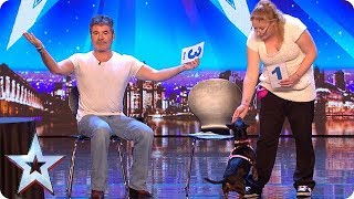 Download Meet Tilly: The world's most intelligent dog! | Auditions Week 1 | Britain's Got More Talent 2018 Video
