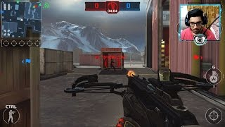 Download Modern Combat 5 PC - T.O.N.I. New Prestige Secondry Weapon Gameplay - LIVE!#52 Video
