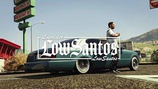 Download GTA 5 STANCE | LOW SANTOS | LOWRIDER VID Video