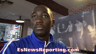 Download TERENCE CRAWFORD: CANELO ″WAS ALREADY A 154 POUNDER BLOWING UP TO 180LBS...NEVER LEFT THE DIVISION″ Video