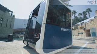 Download NEXT Future Transportation - Full Scale Working Modular Prototypes Testing in Dubai Video