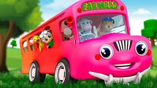 Download Nursery Rhyme Videos For Children   Popular Kids Songs For Babies   Farmees Video