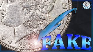Download Spotting FAKE Morgan Silver Dollars Video