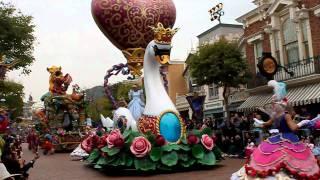 Download Hong Kong Disneyland ″Flights of Fantasy Parade″ 23' Mar 2011 [HD] Video