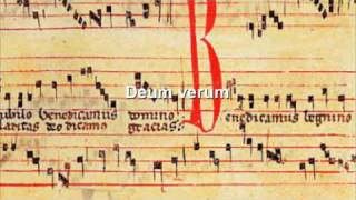 Download Gregorian chant - Deum verum Video