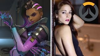 Download New! All 23 Overwatch Voice Actors in Real Life! (Updated Version) Video