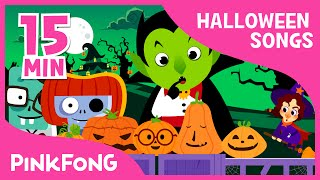 Download Halloween Costume Party | Halloween Songs | + Compilation | PINKFONG Songs for Children Video