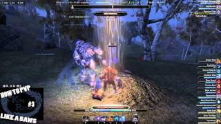 Download ESO V14 Sorcerer How To PvP Like A BAWS #3 Video