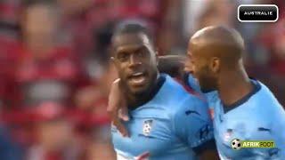Download Australie : Jacques Faty (Sydney FC) buteur dans le derby Video