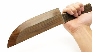 Download 世界で一番切れる木製の包丁を作りたい! Video