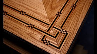 Download How To Inlay A Table Top (Coffee Table Part 4) - SE Woodwork Video