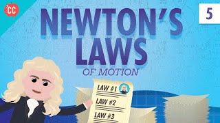 Download Newton's Laws: Crash Course Physics #5 Video