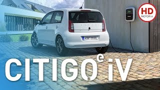 Download Skoda CITIGO-e iV: ELETTRICA cittadina, 265 km di autonomia a meno di 20.000€ Video