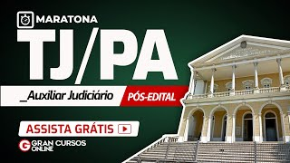 Download Maratona – TJPA: Auxiliar Judiciário Video