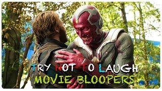 Download AVENGERS INFINITY WAR Bloopers - Gag Reel & Outtakes + Deleted Scenes (2018) Superhero Movie HD Video