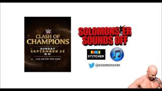 Download Sound Off Extra - WWE Clash of Champions 2016 Review Video