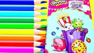 Download Coloreando Shopkins Libro de Actividades|Coloring Shopkins Activity Book|MDJ Video