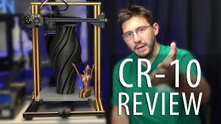Download Creality CR-10 - Is It The Best 3D Printer? My Review Video