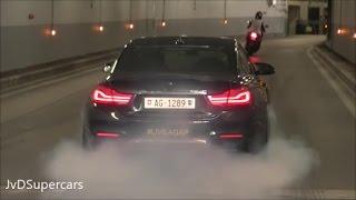 Download INSANE Supercar Tunnel Sound! BURNOUTS, REVS & ACCELERATIONS! Video