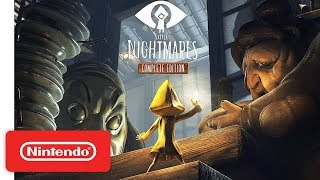 Download Little Nightmares: Complete Edition Launch Trailer - Nintendo Switch Video