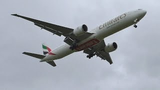 Download Windy Plane Spotting at Glasgow Airport | 777 787 TU204 757s & More Video