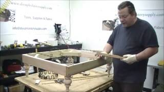 Download Upholstery Spring Stretcher Video