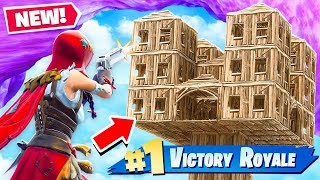 Download PISTOLS AND SHOTGUNS ONLY vs SKYBASE! Fortnite: Battle Royale Video