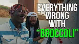 Download Everything Wrong With Big Baby D.R.A.M. - ″Broccoli″ Video