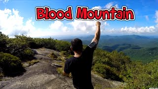 Download GoPro:Blood Mountain Hike On The Appalachian Trail In North Georgia Video