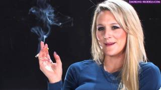 Download ImogenThompsonsmokinginterview hd Video