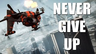 Download Never Give Up - Battlefield 4 w/ Friends Video