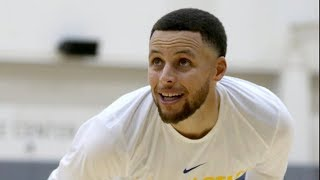 Download Warriors coach Steve Kerr on possible return of Stephen Curry Video
