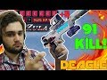 Download ZULANIN EN SEVİLEN SİLAHI! TAM 91 KİLL ALDIM - MEKATRONİK DESERT EAGLE Video