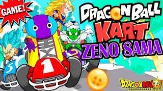 Download EL JUEGO DRAGON BALL SUPER RACING ZENO SAMA | Goku Dragon Ball Kart | ManoloTEVE Video