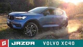 Download VOLVO XC 40 - prvá jazda - GARÁŽ.TV + (Maroš Čabák) Video
