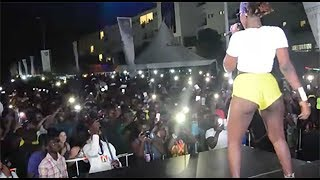 Download Ebony - Performance at Now Here Cool concert Video
