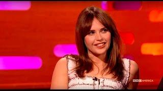 Download Felicity Jones On Her First Nerd Tattoo - The Graham Norton Show Video