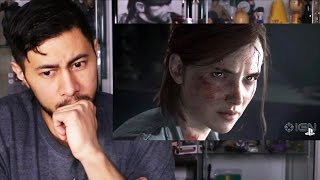 Download THE LAST OF US 2 Trailer Reaction Discussion Video