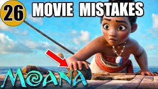 Download 26 Mistakes of MOANA You Didn't Notice Video