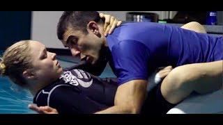 Download Ronda Rousey Gracie Jiu-Jitsu Training Camp Video