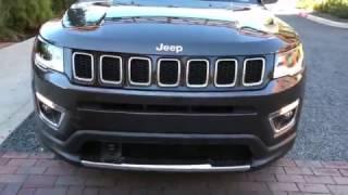 Download Quick Walkaround 2017 Jeep Compass Video