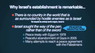 Download ANTISEMITISM-The fundamental fact that so many anti Israel activists have an issue Video