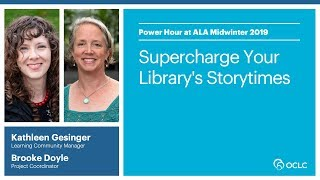 Download Supercharge your Library's Storytimes Video